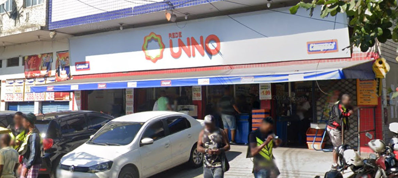 Supermercados Campeão - Fachada loja Benfica