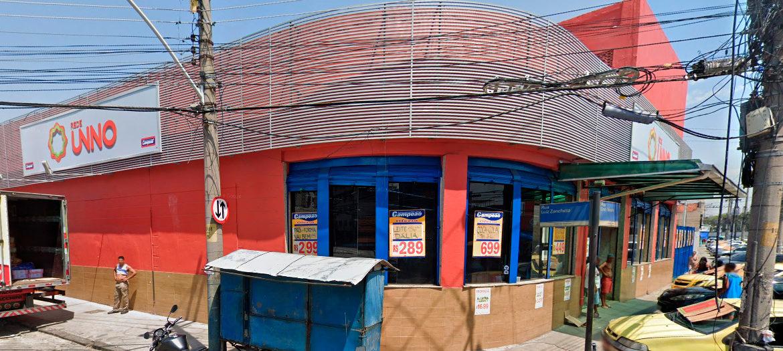 Supermercados Campeão - Fachada loja Jacaré
