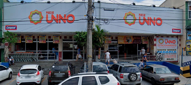 Supermercados Campeão - Fachada loja Coelho Neto