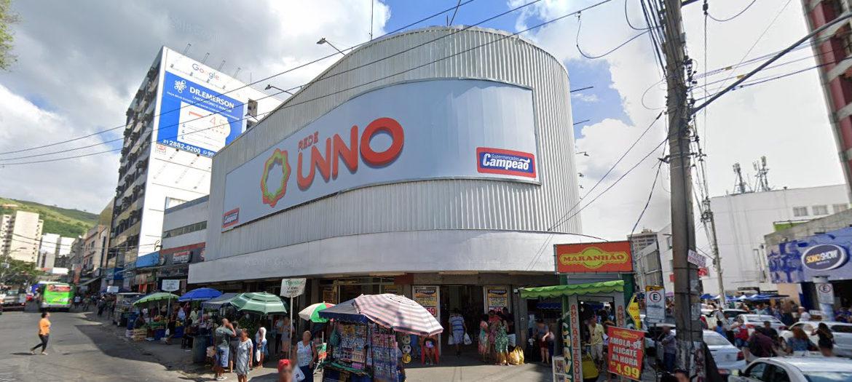 Supermercados Campeão - Fachada loja Nova Iguaçú
