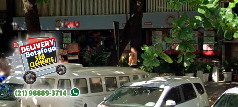 Supermercados Campeão - Fachada loja São Clemente
